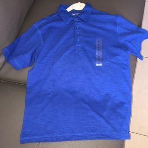 Casual boys polo shirt
